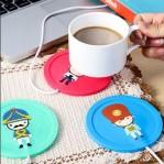 USB Pad Warmer Coffee Pemanas Gelas Praktis – 585
