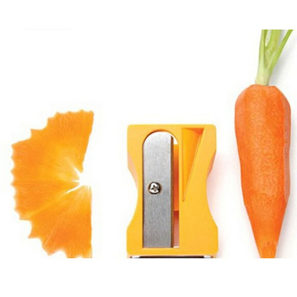 Rautan Wortel Carrot Cutter Peeler Slicer Timun Salad Kitchen Alat Dapur - 587