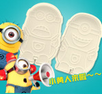 Cookies Mold Minion 2In1 Cetakan Minion Set Kue Biskuit – 630