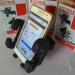 Holder HandPhone Sepeda Motor Universal GPS Gowes Aksesoris – 617