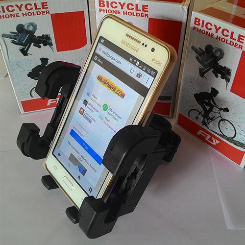 Holder HandPhone Sepeda Motor Universal GPS Gowes Aksesoris - 617