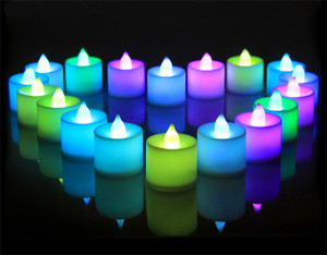 Lilin Elektrik Mini Electric Candle – 372