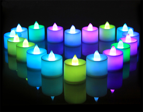 Lilin Elektrik Mini Electric Candle - 372