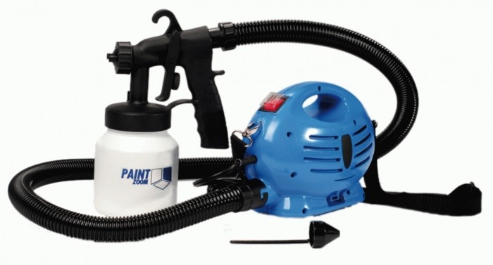 Paint Spray Gun Zoom / Mesin Alat Cat - 624