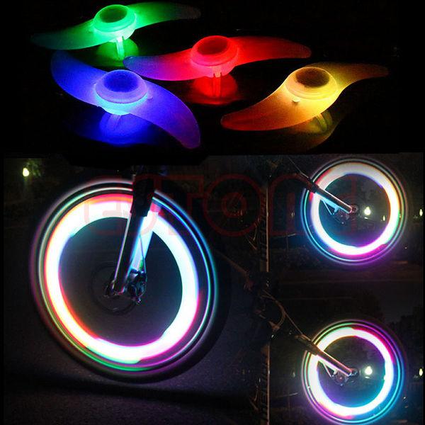 Lampu Roda Sepeda Spoke Gowes Aksesoris Night Lamp - 618