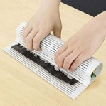Tikar Sushi Roll Plastik Penggulung Makanan Jepang Alat Dapur Kitchen – 635
