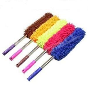 Kemoceng Panjang / Pembersih Debu Microfiber Sulak Pegangan Logam Alat Kebersihan – 649