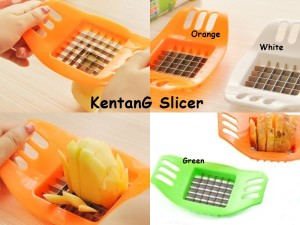 Potato Cutter / Slicer Chopper French Fries / Alat Pemotong Kentang Pisau – 662