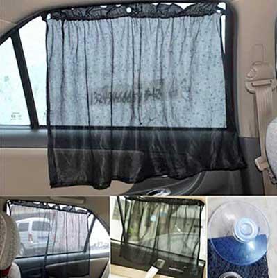 Tirai Tabir Surya Untuk Jendela Kaca Mobil Pelindung UV - 659