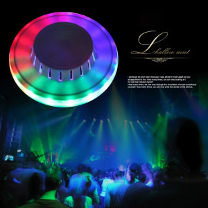 Lampu LED Stage UFO Disco Party Lamp Berubah Warna Warni Pesta Disko – 656
