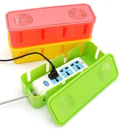 Kotak Kabel Listrik Cable Box Organizer - 668