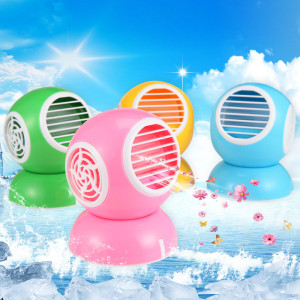 AC DUDUK MODEL BULAT MINI AIR CONDITIONER – 683