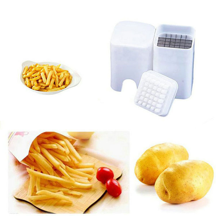 Perfect Fries Alat Potong Kentang Kotak Dadu Kitchen Ware - 692