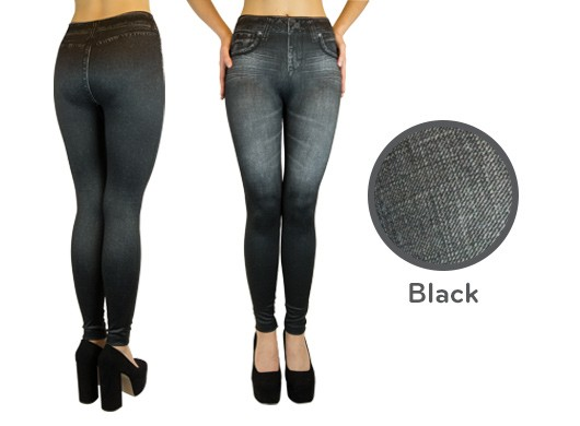 Caresse Jean As Seen TV Legging Jeans Pembakar Lemak Kualitas Import - 684
