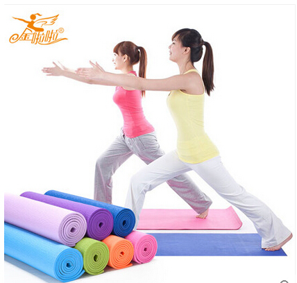 Yoga mat / Matras Yoga Olahraga Anti Slip Gym - 689