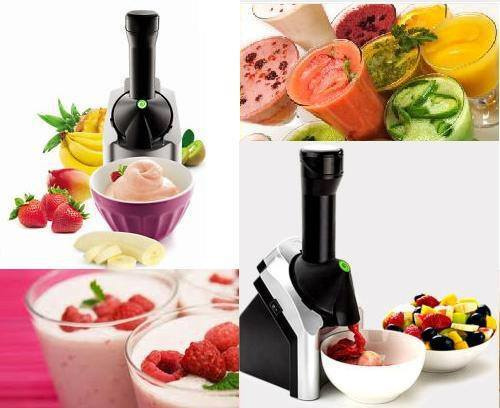 YONANAS FRUIT YOGURT JUICER ICE CREAM MASKER ALAT BUAT YOGURT - 690