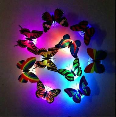 lampu kupu