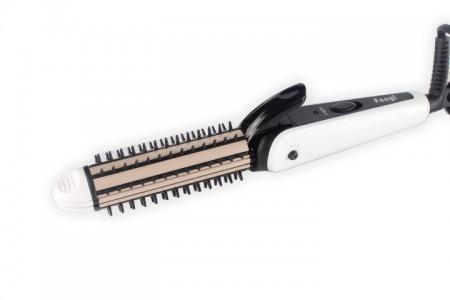 Catok Rambut 3 In 1 Multifungsi Catokan Perfect Curl Pengeriting Hair Style - 708