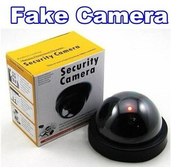 Dummy Security Camera Fake CCTV Palsu Mainan Replika Keamanan Safety - 711