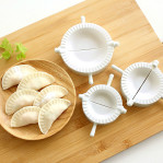 Dumpling Mold (3 Pieces/Set) Cetakan Pastel Pangsit Dapur Kitchen – 717