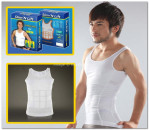 Slim N Lift Body Shaping For Man Fit Men Singlet Badan Pria – 714