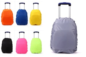 Sarung Tas Anti Air Pakai Karet Muat Ukuran Kecil Sampai Besar Cover Bag – 732
