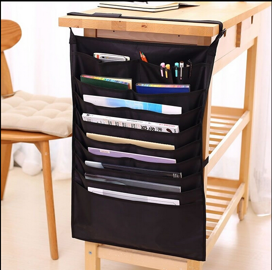Hanging Table Desk Organizer Meja Belajar Book Rack Buku Alat Tulis - 740