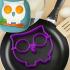 Burung Hantu Cetakan Telur Owl Silicone Mold Bekal Anak – 738