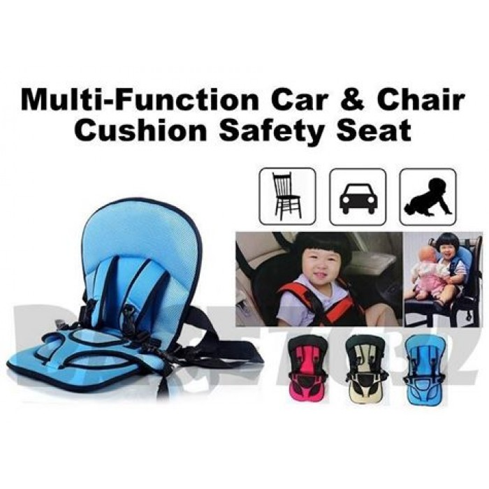 Safety Baby Seat Car Cushion Multifungsi - 747