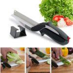 Clever Cutter Gunting Talenan Pemotong Sayur – 749