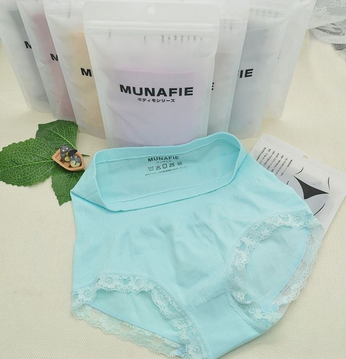 Munafie Slim Pant Korset Slimming Japan Pelangsing Celana Wanita Underwear Hot Best Seller - 756