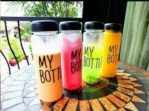 Botol Minum MY BOTTLE Infused Water – 748