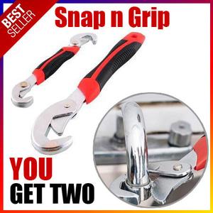 SNAP N GRIP Double Kunci Inggris Pas Multifungsi Serbaguna Universal Wrench - 750