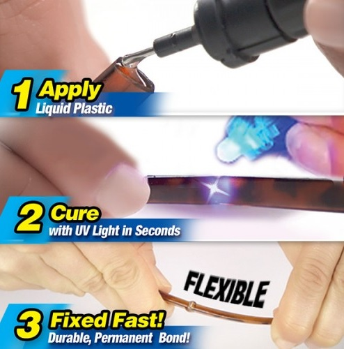 Power Tool 5 Second Fix Magic Glue / Lem Ajaib Lazer Bond Laser Sinar - 759