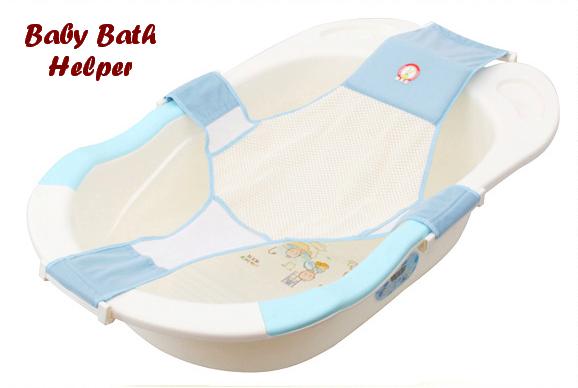 Baby Bath Helper Alat Bantu Mandi Bayi Perlengkapan Moms Kids - 770