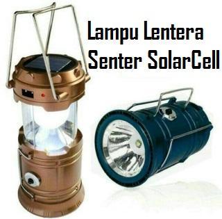 Lampu Emergency Petromak Led Multifungsi Tenaga Surya Bisa Dijadikan Powerbank - 773