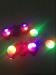 Fidget Spinner LED Batman Metalik Chrome Nyala On Off Mode 3in1 Mainan – 785