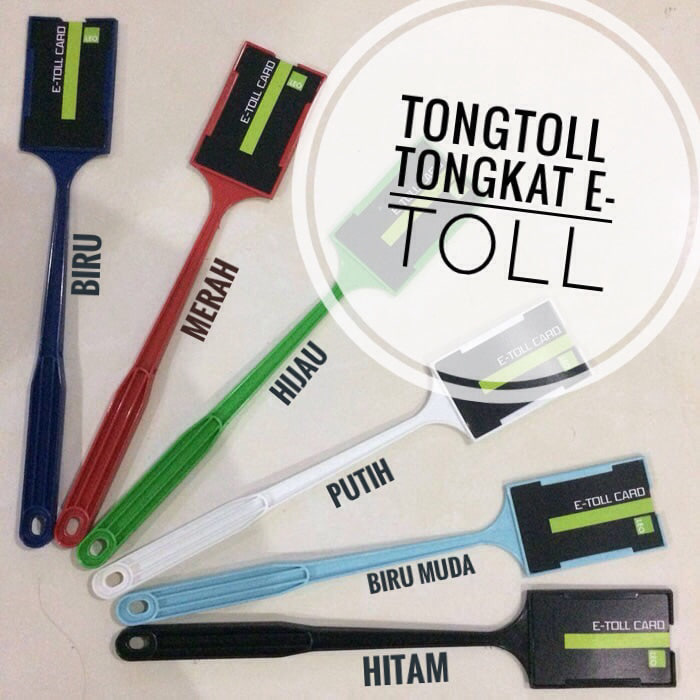 Tongkat E- Toll / Stik E-Toll / TongToll E-Money/ GTO/ Etoll Tong Tol - 790