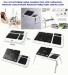 Meja Laptop Portable With Kipas Pendingin (Fan Cooler) – 369