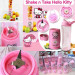 Shake N Take Hello Kitty 2 Gelas Blender Praktis – 674
