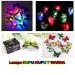 Lampu Kupu-Kupu LED 7 Warna Unik Souvenir Murah – 706