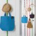 UP DN Hook Hanger Gantungan Pintu Baju Tas Topi Rack Organizer Fashion – 745