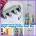Magic Hanging Small Mop Holder Gantungan Sapu Alat Pel 3 In 1 – 767